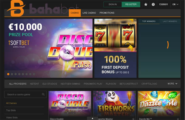 Bahabet Online Casino Offers