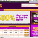 Bingo Legacy Pay By Mobile