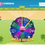 Bingo Minions Match Bonus