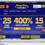Bingo Zino Deposit Promotions