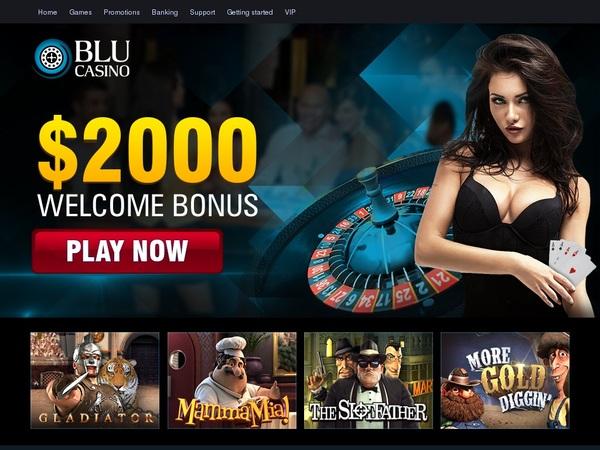 Blu Casino Online Casino Schweiz