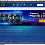 Cashino Casino Bonus Codes