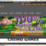 Casinodukes Start Bonus