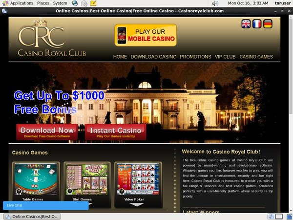 Casinoroyalclub Web Money