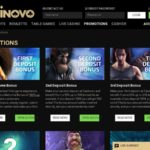 Casinovo Promotions Best Deposit Bonus