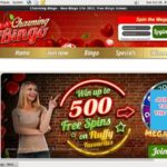 Charming Bingo No Deposit Casino