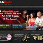 Club World Casinos Coupons