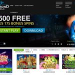 Diamond Reels Casino Eco Card
