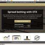 ETX Capital Vip Offer