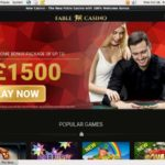 Fable Casino Baccarat Bonus