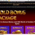 Gold Club Casino Anmeldebonus