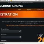 Gold Run Casino Rewards Code