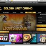 Goldenladycasino New Account