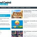 Grand Casino Royale Registration Form