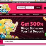 Hunnie Bingo Online