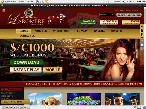 Laromere Casinos
