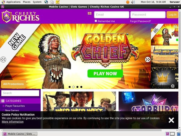 Live Casino Uk Cheekyriches