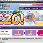 Lucky Charm Bingo New Customer Promo