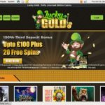 Lucky Gold Gambling Sites
