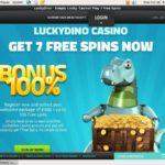 Luckydino Bonus Rules
