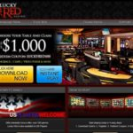 Luckyredcasino Money Bookers