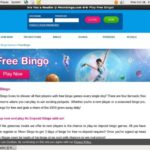 Moon Bingo Make Bet