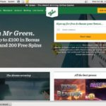 Mrgreen Free Spins Starburst