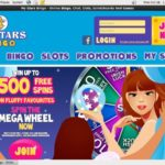 Mystarsbingo Free Bet Bonus