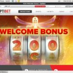 Optibet New Account