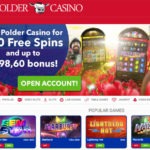 Polder Casino Welcome Promo