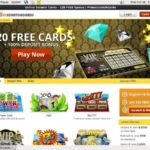 Prime Scratch Cards Register