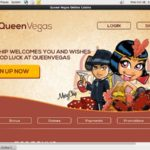 Queen Vegas English