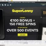 Signup Super Lenny