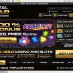 Total Gold No Deposit Bonus Code