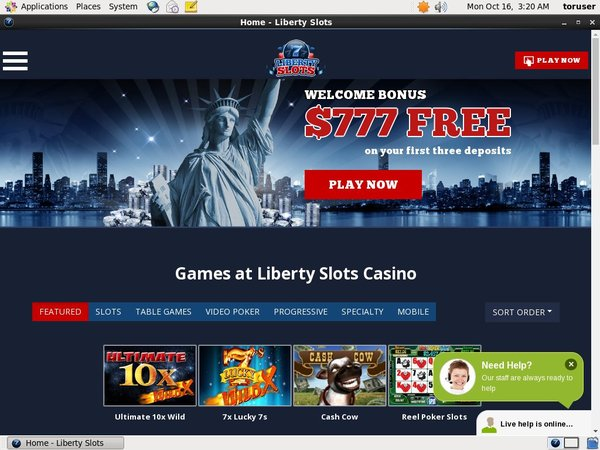 What Is Liberty Slots?