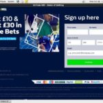 William Hill Sports Account