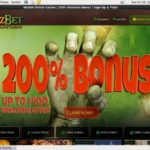 Wizbet Sign Up Bonus