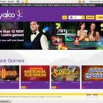 Yako Casino Deposit Coupon