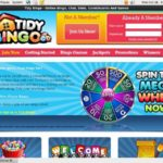 Tidy Bingo Games App