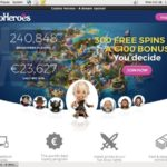 Casinoheroes Online Casino App