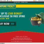 Fortune Frenzy Kazino