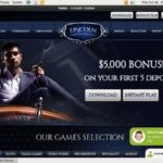Lincoln Casino First Deposit Bonus