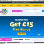 Bingo G Online Casino