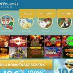 Sunny Player Casino Bonus Code