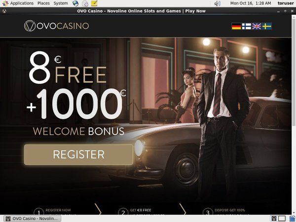 Free Bet Ovo Casino