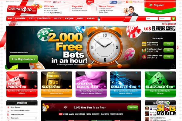 Casino440 IDeal