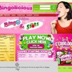 Bingolicious Match Bonus