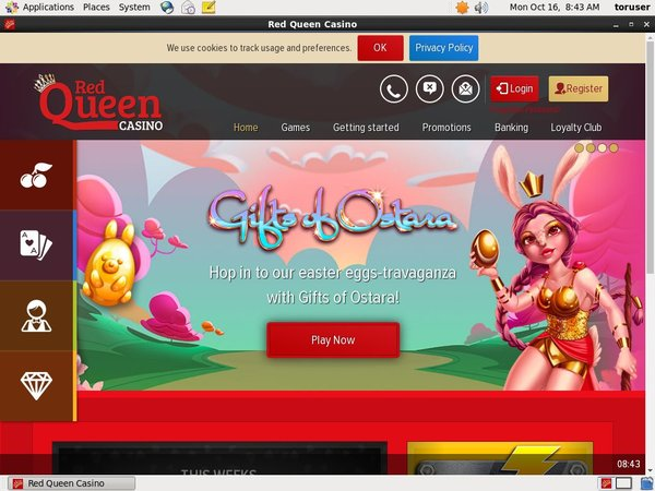 Red Queen Casino Tips