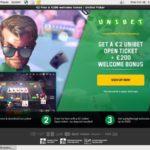 Unibet Poker Limited Bonus
