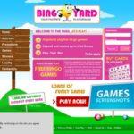 Bingo Yard Join Bonuses